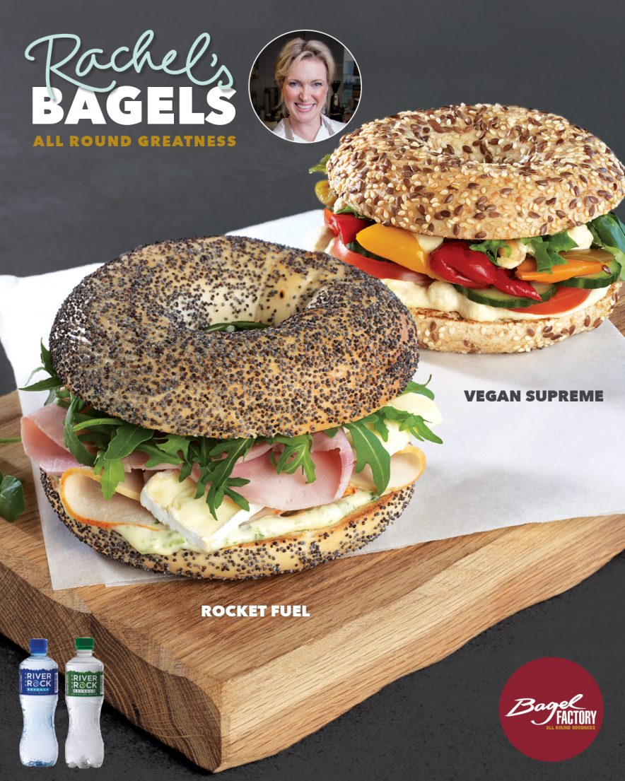 Bagel Factory - Rachels Bagels